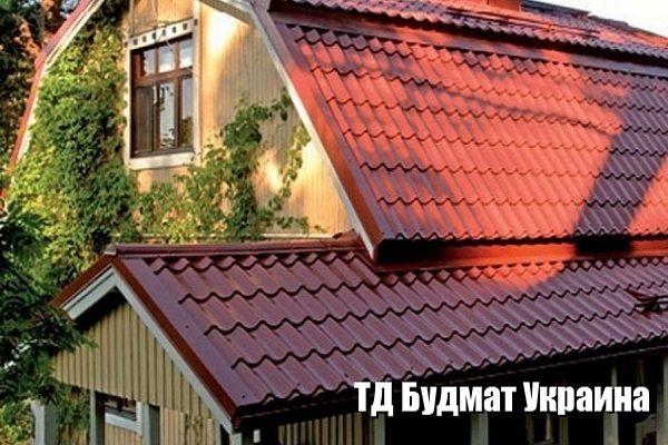 Картинка Металлочерепица Старые Петровцы купить, цена и доставка