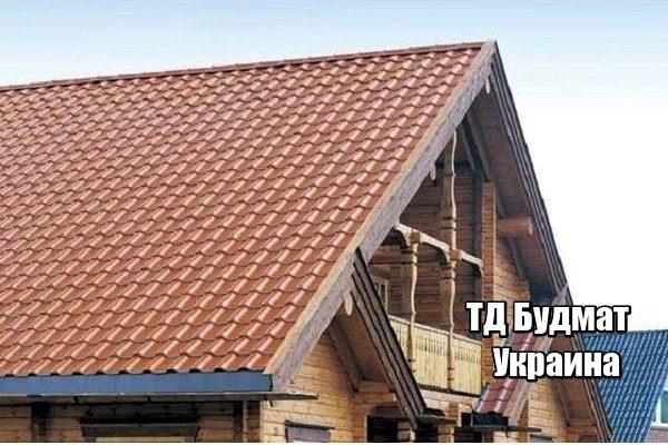 Фото Металлочерепица Старый Мост купить, цена и доставка ТД Будмат