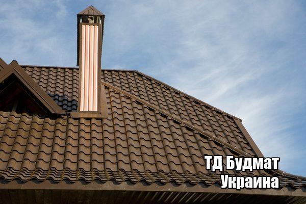 Фото Металлочерепица Ставки купить, цена и доставка ТД Будмат