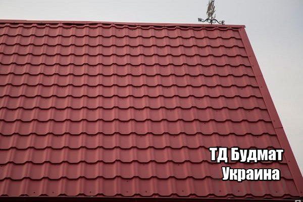 Фото Металлочерепица Степановка купить, цена и доставка ТД Будмат