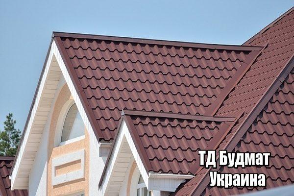 Фото Металлочерепица Сулимовка купить, цена и доставка ТД Будмат