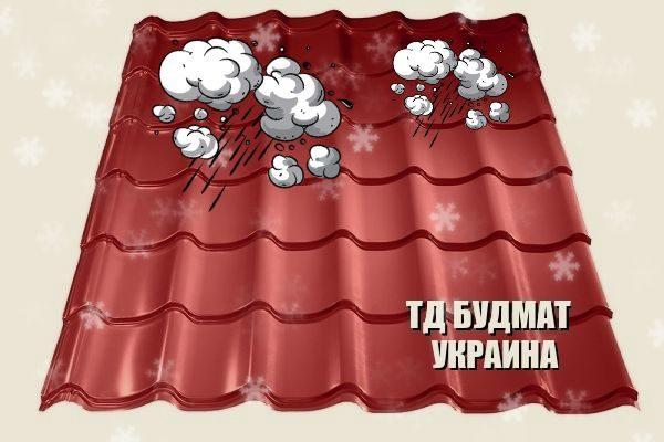 Фото Металлочерепица Ваховка купить, цена от ТД Будмат