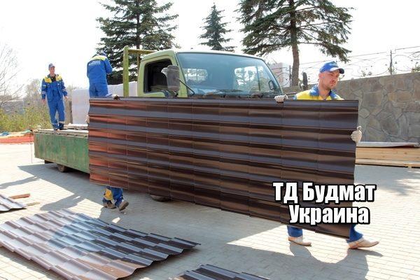 Фото Металлочерепица Варовичи купить, цена и доставка ТД Будмат