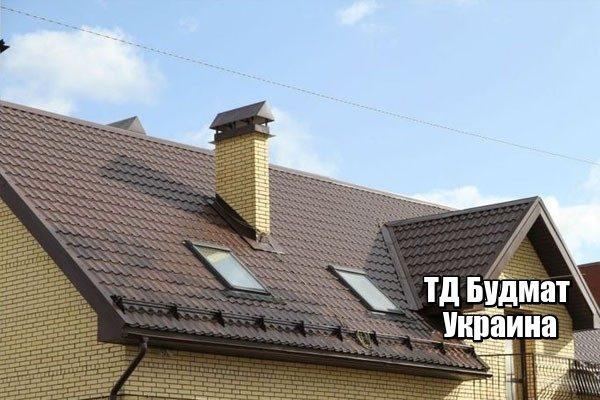 Фото Металлочерепица Васильевка купить, цена и доставка ТД Будмат