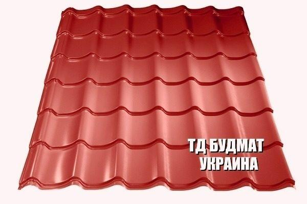 Фото Металлочерепица Верхняя Дубечня купить дешево цена с доставкой ТД Будмат Украина