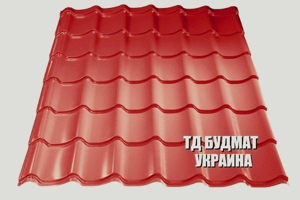 Фото Металлочерепица Владимировка купить дешево цена с доставкой ТД Будмат Украина