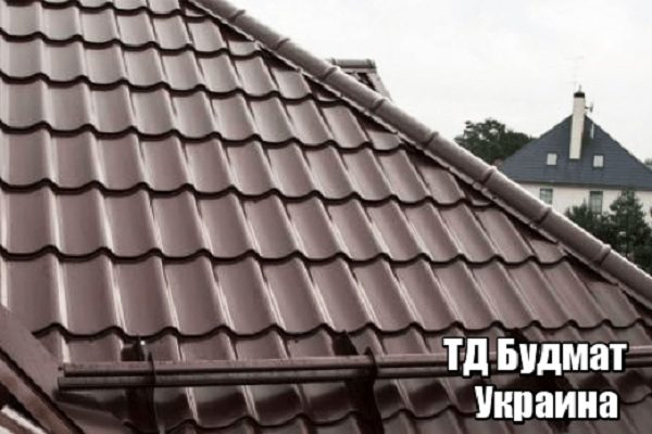 Фото Металлочерепица Вольное купить, цена и доставка ТД Будмат