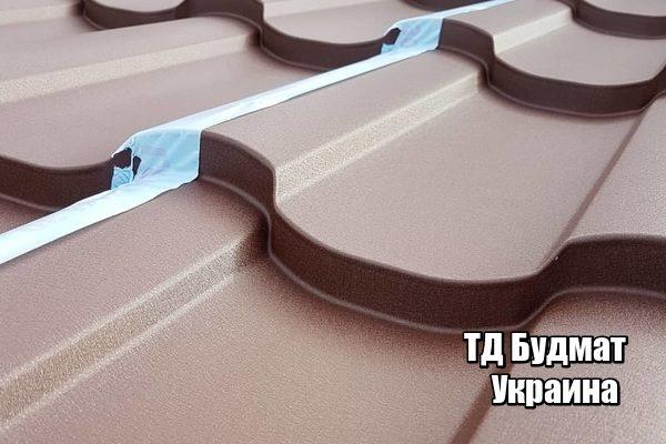 Фото Металлочерепица Волошиновка купить, цена и доставка ТД Будмат