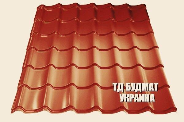 Фото Металлочерепица Воропаев купить дешево цена с доставкой ТД Будмат Украина