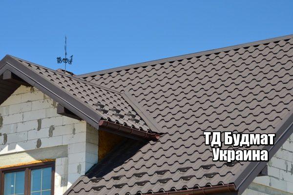 Фото Металлочерепица Горностайполь купить, цена и доставка ТД Будмат