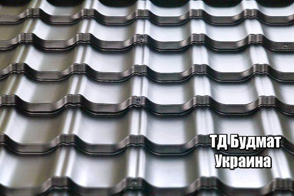 Фото Металлочерепица Вышеград купить, цена и доставка ТД Будмат