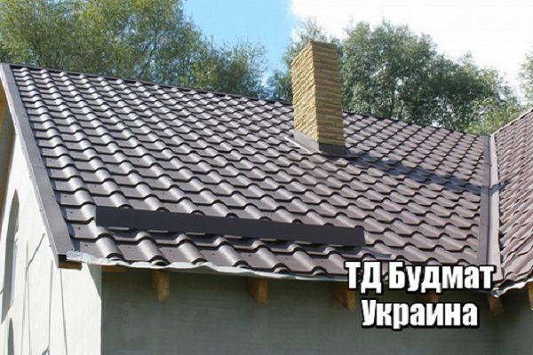Фото Металлочерепица Яблоновка купить, цена и доставка ТД Будмат