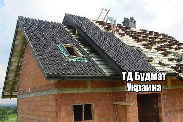 Фото Металлочерепица Жеревполье купить, цена и доставка ТД Будмат