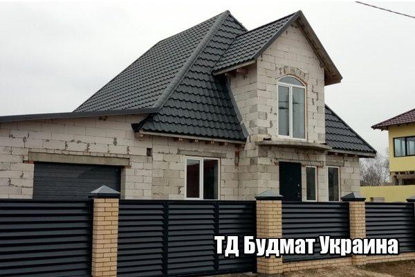 Фото Металлочерепица Рассоховское