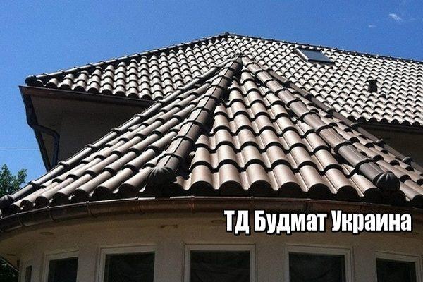 Фото Металлочерепица Сингаевка