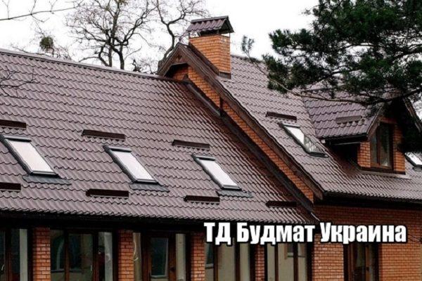 Фото Металлочерепица Слобода-Вязовка
