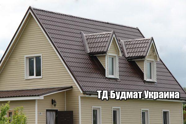 Фото Металлочерепица Смолдырев