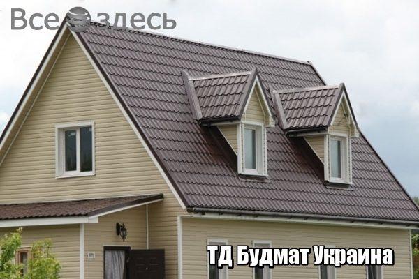 Фото Металлочерепица Средняя Деражня